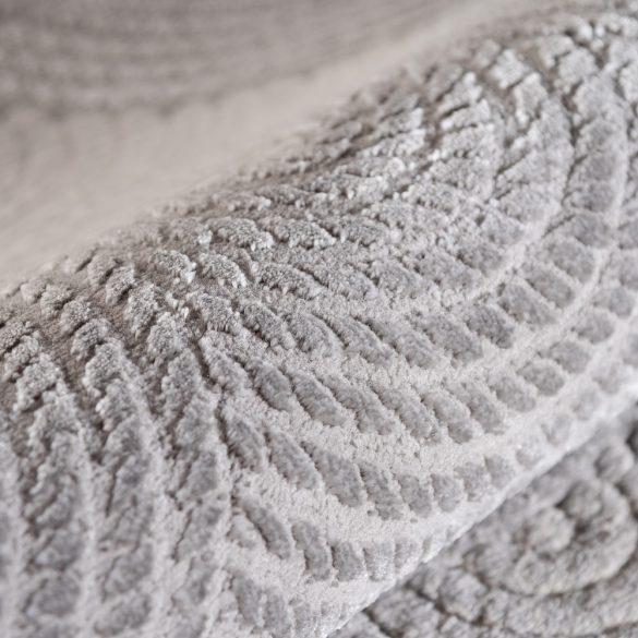 Luxury 6000 szürke modern mintás szőnyeg 160x230 cm