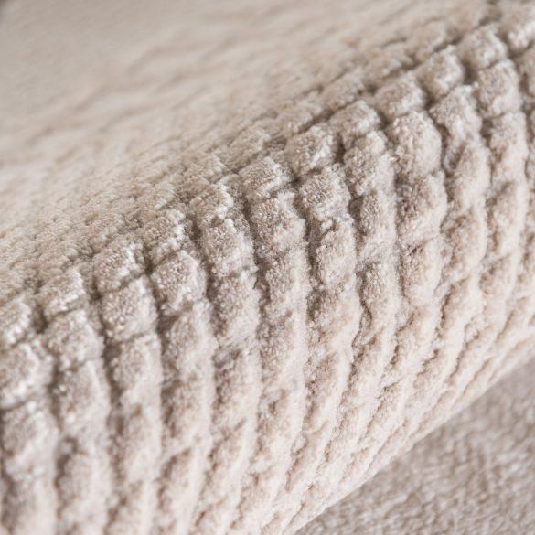 Luxury 6300 bézs modern mintás szőnyeg  80x300 cm