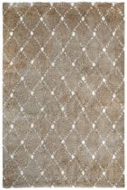 Manhattan 791 sand/homok színű szőnyeg 120x170 cm