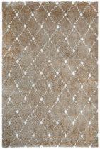 Manhattan 791 sand szőnyeg 120x170 cm - UTOLSÓ DARAB!