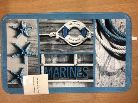 Fürdőszobaszőnyeg Hajós marinas 1 db-os 80x50