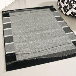 Medusa 1740 Keretes mintázatú szürke szőnyeg 160x220 cm