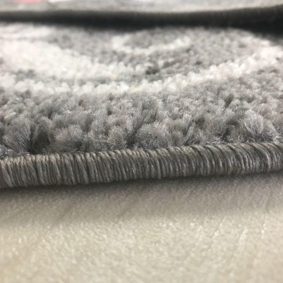 Medusa 1780 Modern mintázatú középszürke szőnyeg 200x280 cm - UTOLSÓ DARAB!