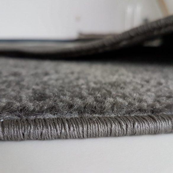 Medusa 1850 Csíkos mintás szürke szőnyeg  80x150 cm