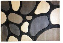 Miami 191 taupe szőnyeg  80x150 cm - A KÉSZLET EREJÉIG!