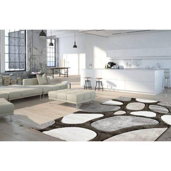 Miami 191 taupe szőnyeg 200x290 cm - A KÉSZLET EREJÉIG!