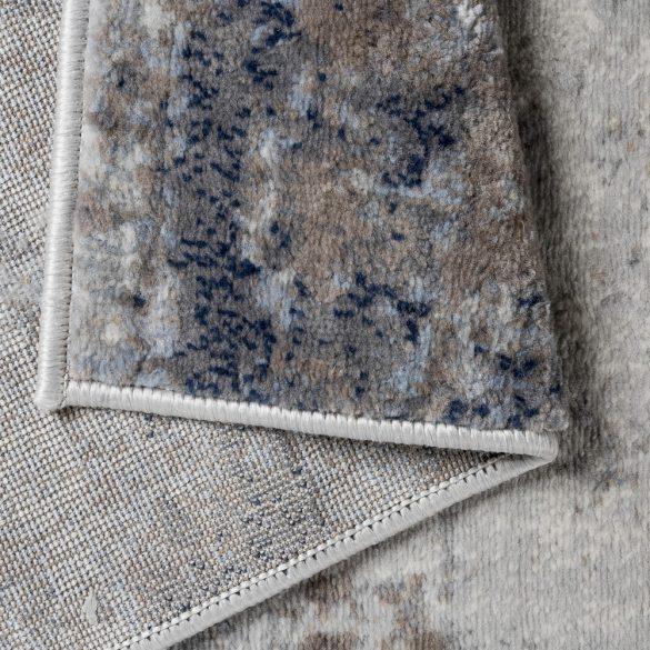 Montana 3718 barna modern mintás szőnyeg  80x150 cm