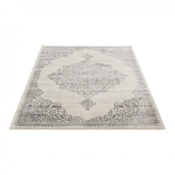 Montana 3724 szürke klasszikus mintás szőnyeg 160x230 cm