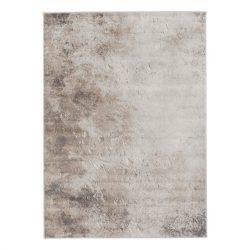 Montana 3728 barna modern mintás szőnyeg  80x150 cm