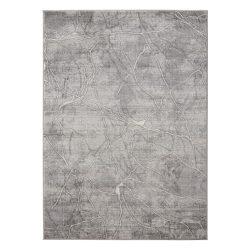 Montana 3740 sötétszürke modern mintás szőnyeg 120x 170 cm