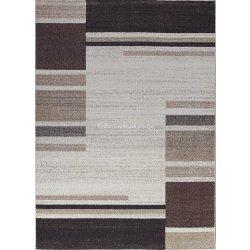 Monte Carlo 1250 bézs vonalas szőnyeg 160x220 cm