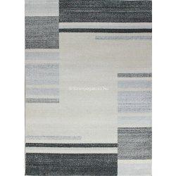 Monte Carlo 1250 szürke vonalas szőnyeg  140x190 cm