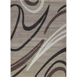 Monte Carlo 1280 bézs vonalas szőnyeg 120x180 cm