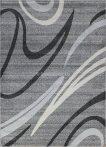 Monte Carlo 1280 szürke vonalas 160x220 cm