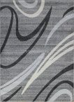 Monte Carlo 1280 szürke vonalas  80x150 cm