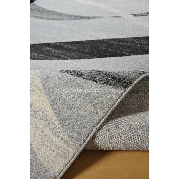Monte Carlo 1290 világosszürke hullámos szőnyeg 120x180 cm