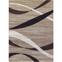 Monte Carlo 1290 bézs hullámos szőnyeg 120x180 cm