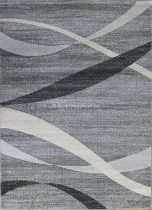 Monte Carlo 1290 szürke hullámos 160x220 cm