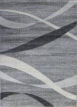 Monte Carlo 1290 szürke hullámos 140x190 cm
