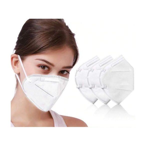 Részecskeszűrő védőmaszk - KN95ös egészségügyi arcmaszk