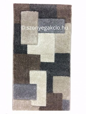 Verona taupe szőnyeg  60x110 cm - UTOLSÓ DARAB!