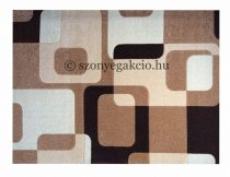 New Beige kockás2 szőnyeg  60x110 cm
