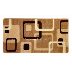 New Beige kockás szőnyeg 160x220 cm