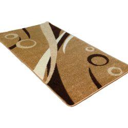 New Beige körös szőnyeg  80x150 cm