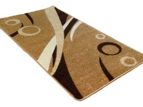 New Beige körös szőnyeg 160x220 cm