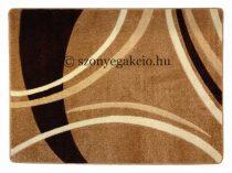 New Beige vonalas szőnyeg  60x110 cm