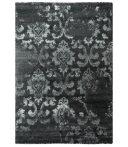 SH Parma 1805 / klasszikus mintás antracitszürke színű szőnyeg 160x230 cm - A KÉ