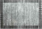 SH Parma 1806 / keretes mintázatú szürke színű szőnyeg 120x170 cm