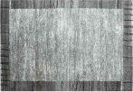 SH Parma 1806 / keretes mintázatú szürke színű szőnyeg 120x170 cm - A KÉSZLET ER