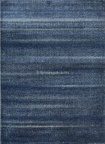 Pescara 1001 kék csíkos szőnyeg  80x150 cm