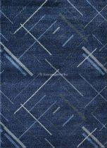 Pescara 1004 kék vonalkás szőnyeg 160x220 cm