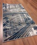 Romans 2151 Grey/Blue szőnyeg 140x190 cm - KIFUTÓ TERMÉK!