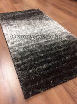 Seher 3D 2607 Black-Grey szőnyeg 200x290 cm