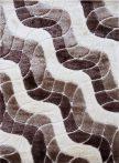 Seher 3D 2616 Brown szőnyeg 200x290 cm
