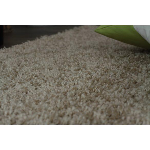 Shaggy Basic 170 beige szőnyeg 160x230 cm