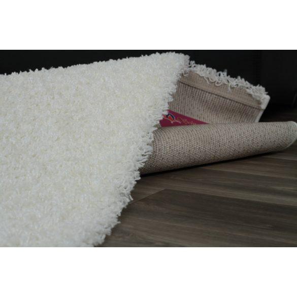 Shaggy Basic 170 cream szőnyeg 120X170 cm