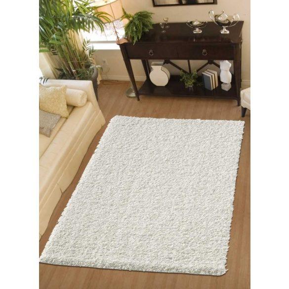 Shaggy Basic 170 cream szőnyeg  40x60 cm