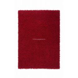Shaggy Basic 170 red/piros szőnyeg  80x300 cm