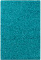 Shaggy Basic 170 türkizkék szőnyeg 120x170 cm