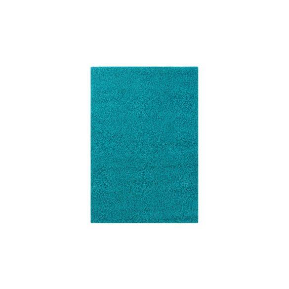 Shaggy Basic 170 türkizkék szőnyeg 200x290 cm