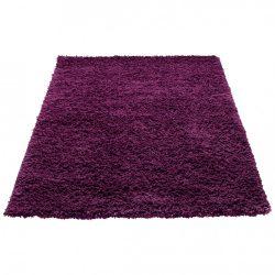 Shaggy Basic 170 lila szőnyeg 200x290 cm