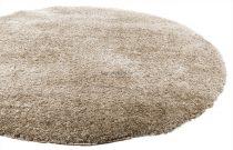 SH Plüss bézs szőnyeg 120 cm-es átmérővel