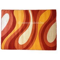 Terra csepp/vízfolyás szőnyeg  60x220 cm