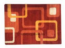 Terra kockás szőnyeg  80x150 cm