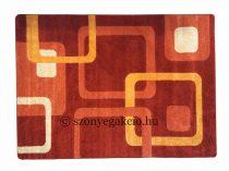 Terra kockás szőnyeg  60x220 cm