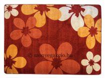Terra virágos szőnyeg  80x150 cm